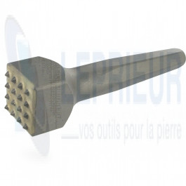 Boucharde carbure D150HK 16 dents