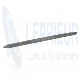 Broche acier 14x300