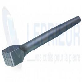 Laye carbure Rexid D130CK 30x30 3 lames