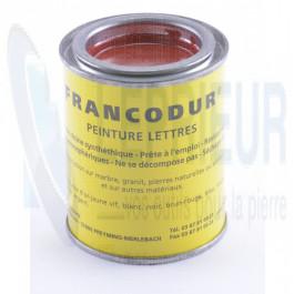 Flacon Peinture 105 ml - Rouge