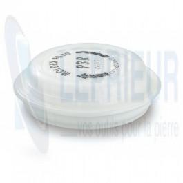 Filtre anti-poussières FFP3 R MOLDEX 9030 EasyLock pour demi-masque