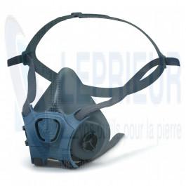 Demi-Masque système baïonnette MOLDEX 7002