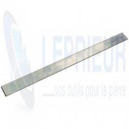 Règle Alu 50x15 Lg 2m