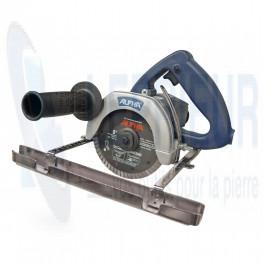 Scie circulaire portative electrique à eau AWS225