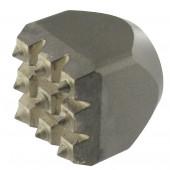 Boucharde carbure cône SG 16 dents