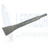 Ciseau acier B127C G l. 50