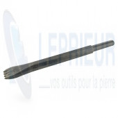 Gradine B127C55 Carbure 4 dents