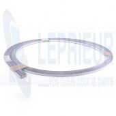 Fibre de verre avec carbone 10x3 mm le paquet de 10x3 m