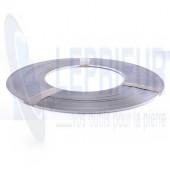 Fibre de verre avec carbone 10x3 mm le rouleau de 100 m