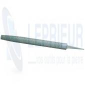 Râpe 1/2 ronde bâtarde lg 250 mm