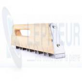 CF Bordelais Plat 250x60 à dents souris