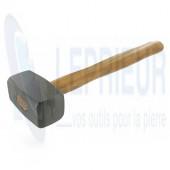 Massette Granitier 1.25 kg emmanchée