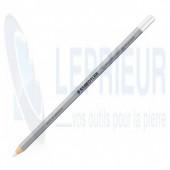 Crayon omnichrom non-permanent Blanc