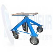 Table Tournante Graveur charge 700 kg